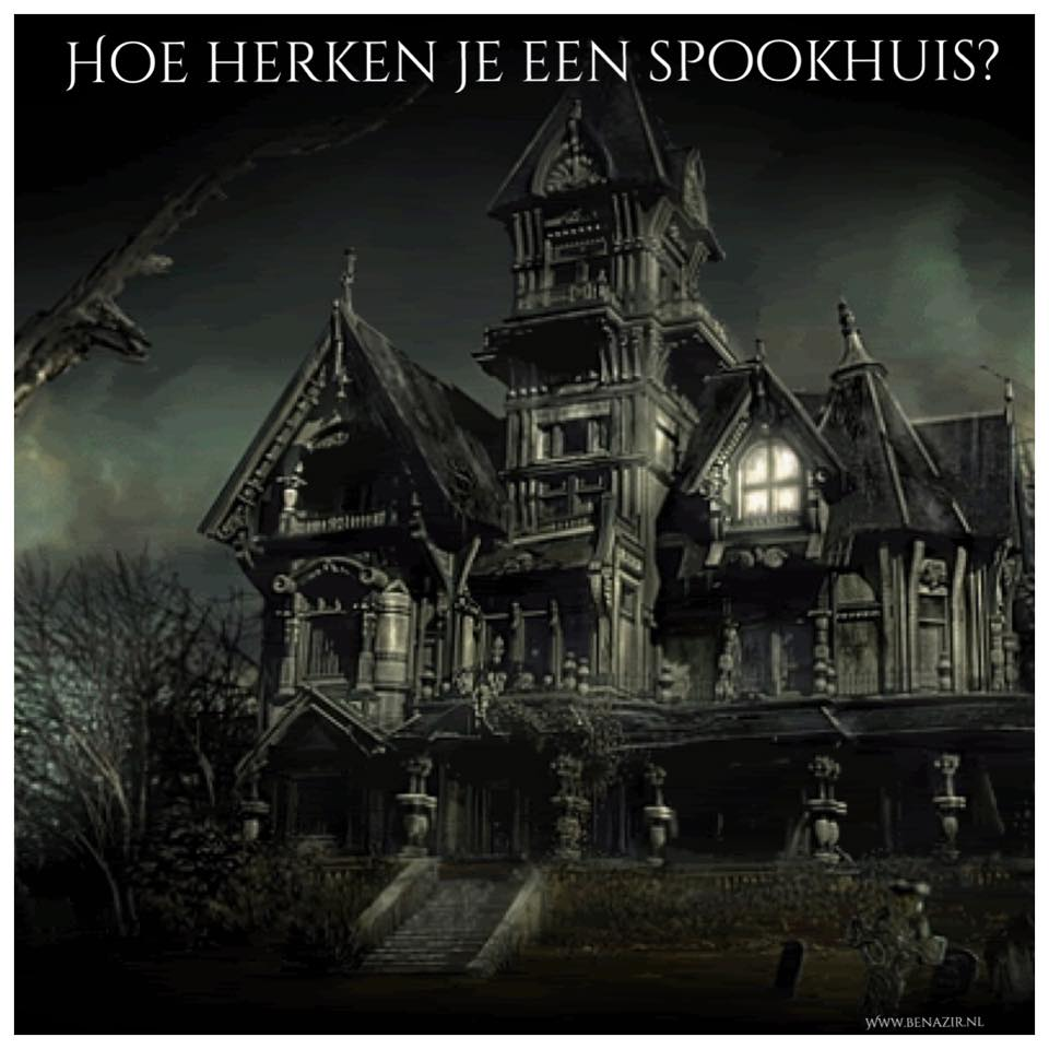Spookhuizen B 233 Nazir