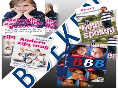 Boeken van Bénazir