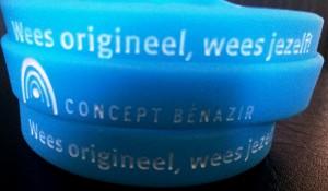 Bénazir, wees origineel, wees jezelf